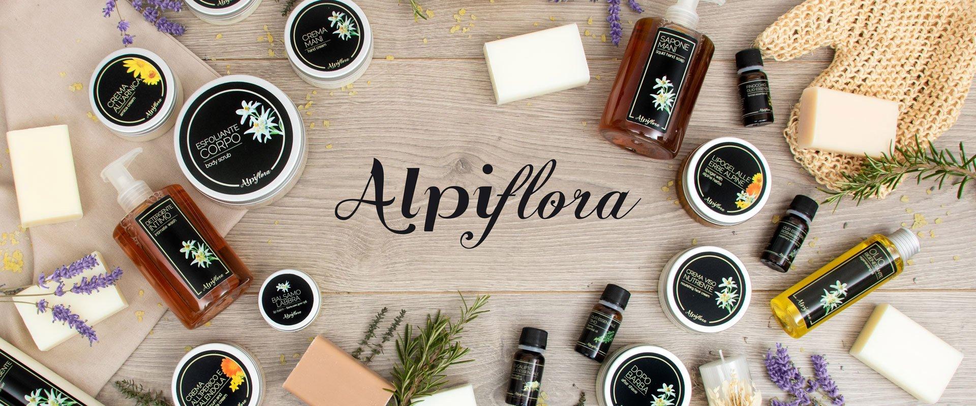 Alpiflora, cosmesi natuale alpina
