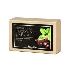 Saponetta alla menta e cioccolato