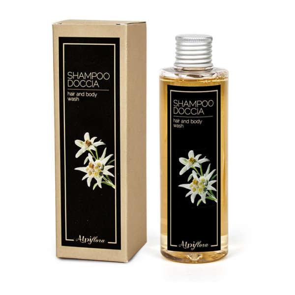 Shampoo doccia alle erbe alpine