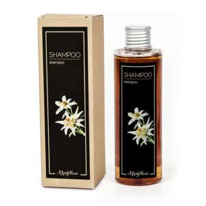 Shampoo naturale alla stella alpina