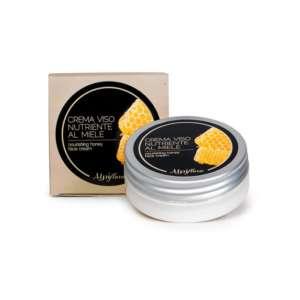 Crema naturale al miele per viso